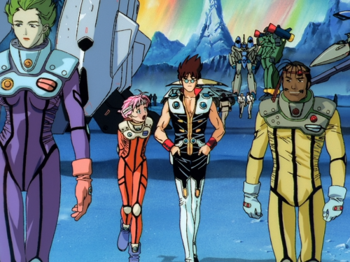 MACROSS 7 TV ep 49