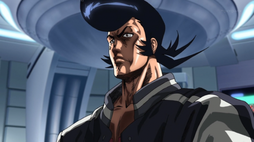 Space Dandy - 12
