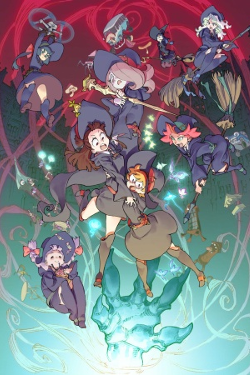 Little Witch Academia: El desfile encantado